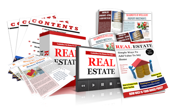 Real Estate Magazine PLR