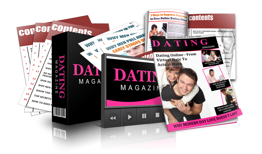 Dating Magazine PLR